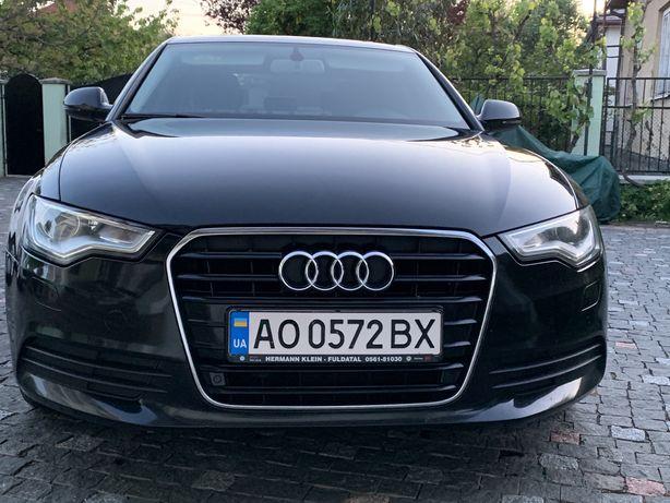 Audi A6 C7 2014