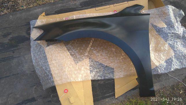 Крыло левое VW Golf 7
