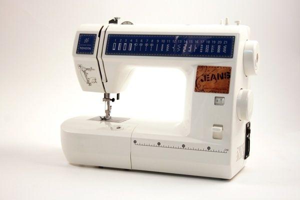 Швейная машинка Toyota JSBA21 Jeans