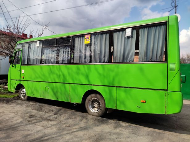 Продам автобус i-van