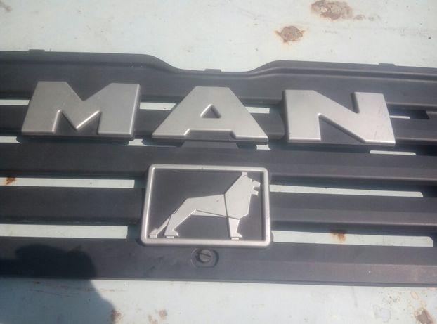 Решетка man