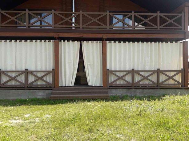 Уличные шторы плотные от солнца непромокаемые