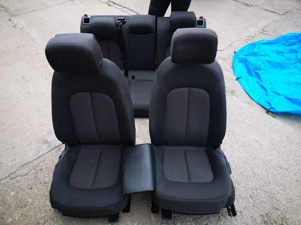 Fotele, kanapa tyl, poduszki, audi a6 c7, a7, poduszki, air bag