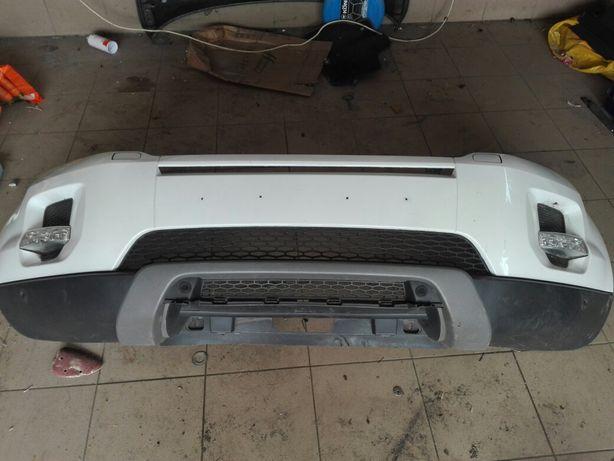 Range Rover Evoque zderzak przod przedni kompletny bez malowania.