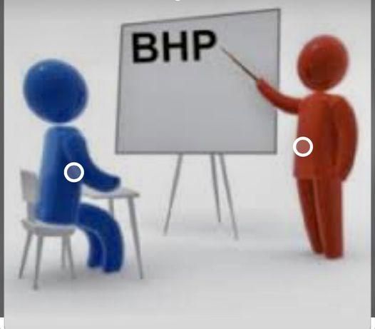 Szkolenia BHP - chęć współpracy
