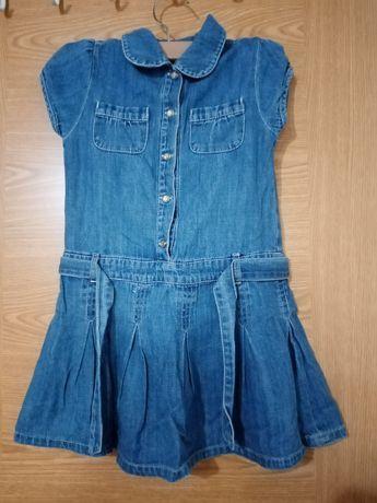 Vários Vestidos de menina 5 6 anos