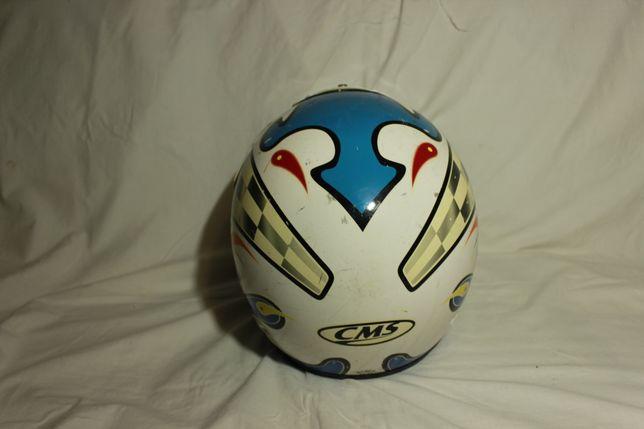 Capacete motocross Cms