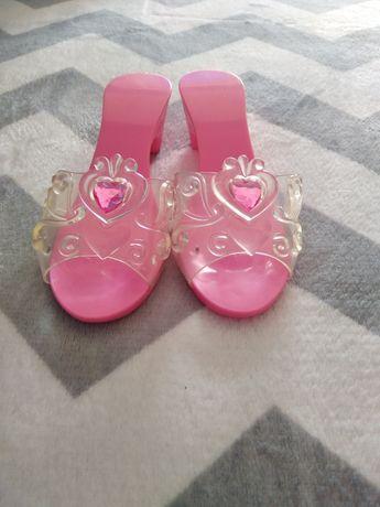 Pantofelki Barbie