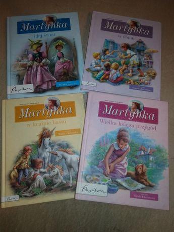 Seria, książki Martynka - Wanda Chotomska