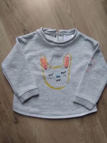 Bluza Zara 86 Dziewczynka