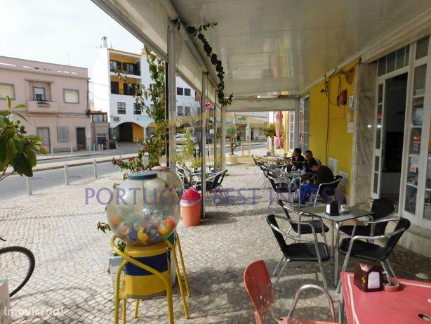 Restaurante Trespasse junto a rotunda de Almancil