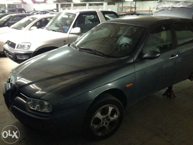 Alfa 156 2.4 JTD de 2003 para peças