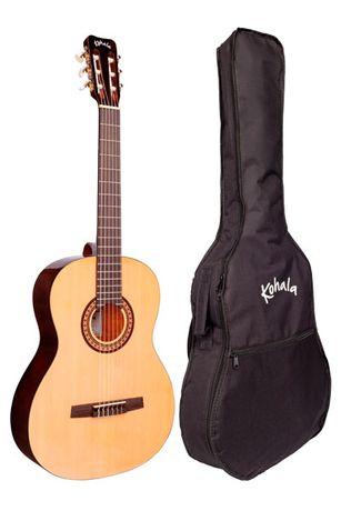 KOHALA KG100N - gitara klasyczna 4/4+pokrowiec 0,5