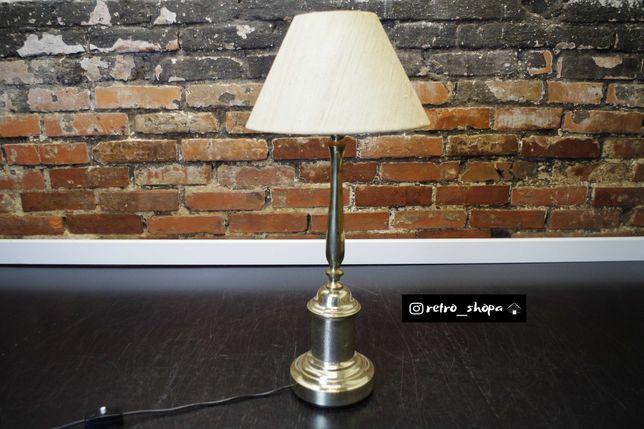 Lampa stołowa nocna lata 70 vintage