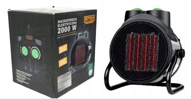 Nagrzewnica elektryczna 2000W Niteo Tools