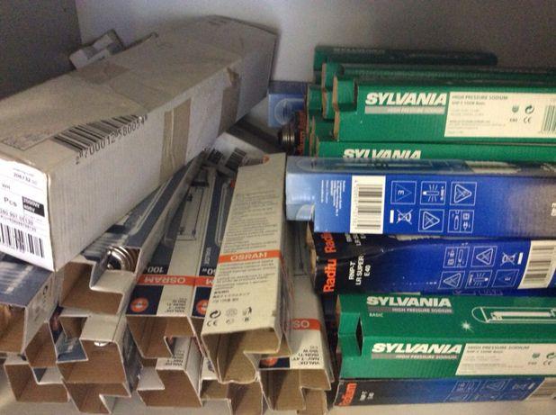 Conjunto de lâmpadas de vapor de sódio 70w/100w/150w