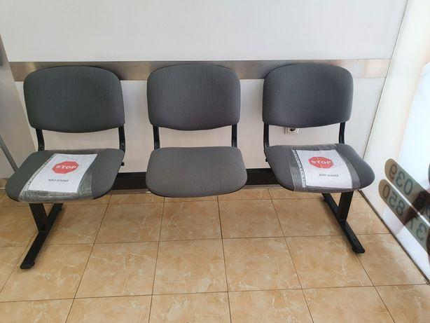 Módulo de 3 cadeiras