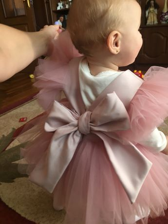 Плаття дитяче для близнят/двійнят