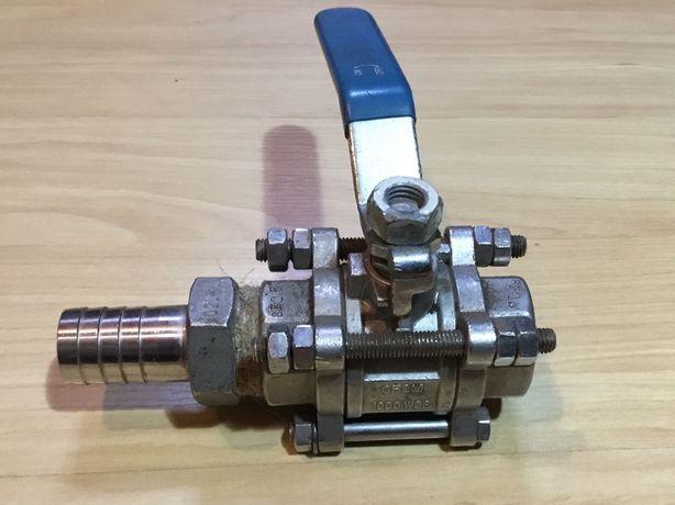 Torneira hidráulica de alta pressão