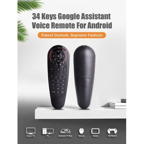Универсальный ИК пульт G30S Fly-Air mouse гироскоп и голосовой поиск
