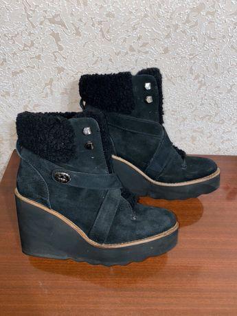 Ботинки Coach р. 36