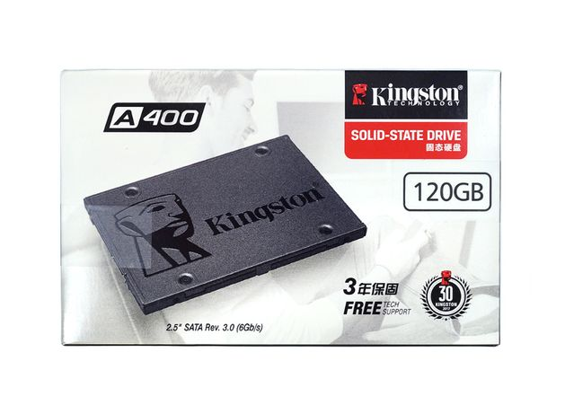 """Жесткий диск SSD 120 ГБ 2.5"""" SA400S37 / 120GB A400"""