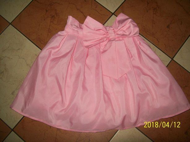 H&M spódnica z kokarda 122 nowa