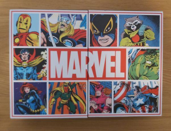Calendário Advento Marvel