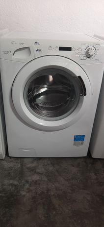 Máquina de lavar roupa Candy 8kg A+++