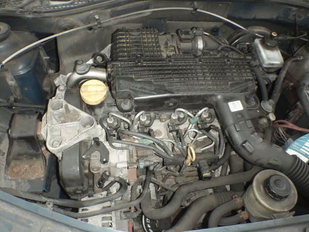 silnik skrzynia półoś półośka dacia logan sandero 1.5 cdti diesel