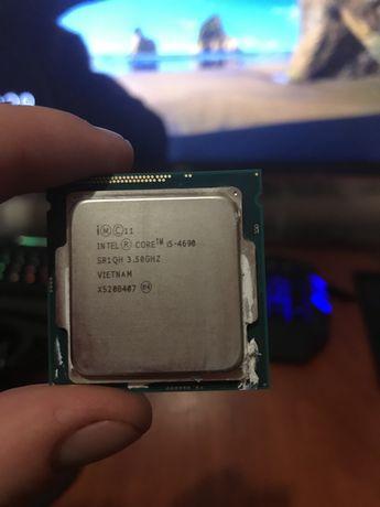 Процессор intel core i5 4690
