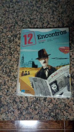 Manual escolar 12 Ano Português