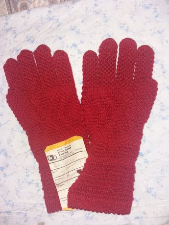 Перчатки дамские, перчаточки женские.