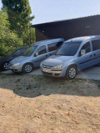 Opel combo 1.7 cdti 2005 rok sprowadzony