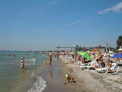 БЕСПЛАТНЫЙ Пляж Лузановка к морю 5минут ходьбы Классная квартира