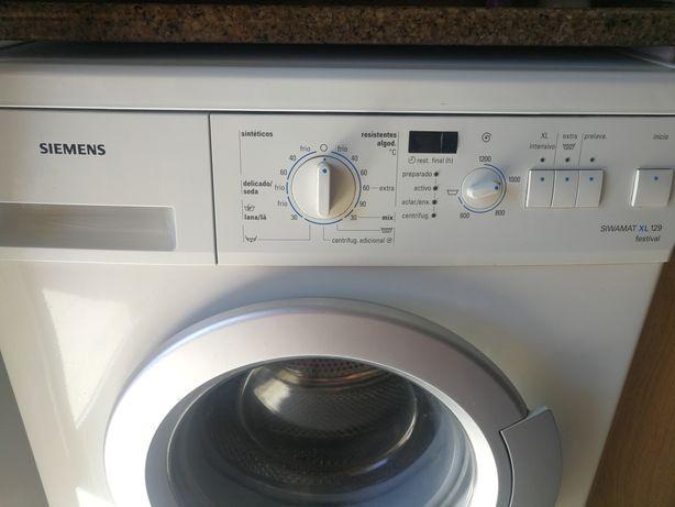Máquina de lavar roupa SIEMENS XL 129 festival