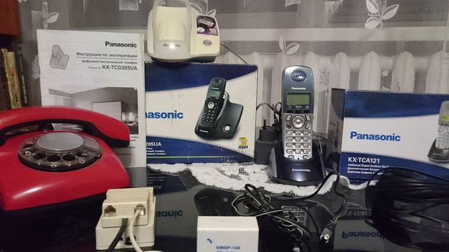 Продам цифровой беспроводной телефон.