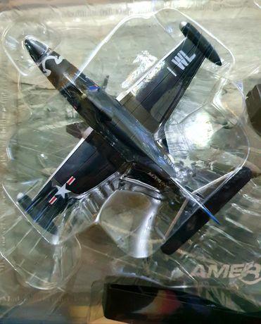 Samolot model F9F-2B Panther