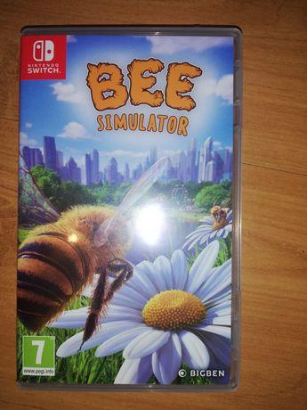 Gra bee simulator nintendo switch