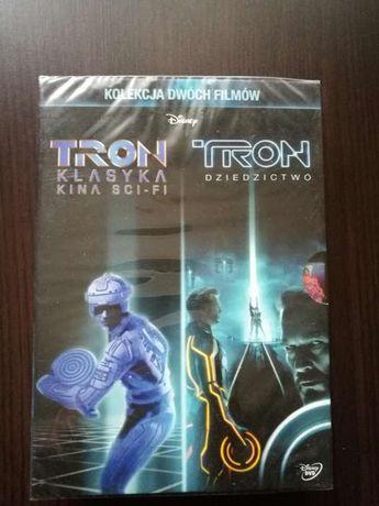 Tron(1982)+ Tron: Dziedzictwo box (2DVD)