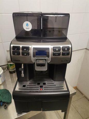 Кофемашина суперавтомат Saeco aulika top hsc для дома офиса кафе сто