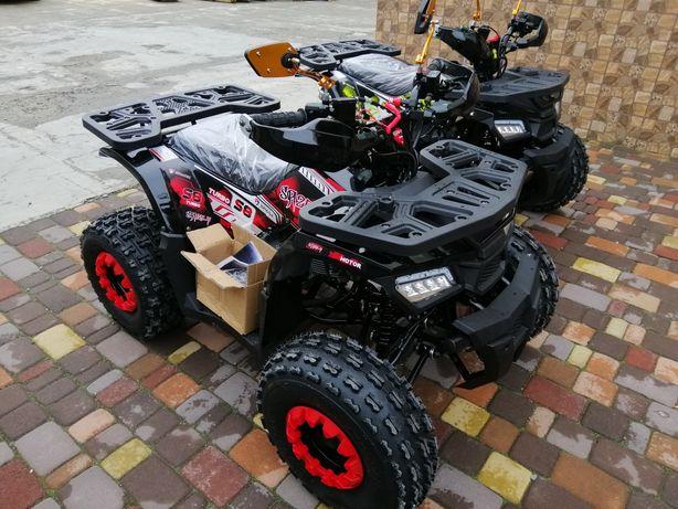 New! Акція 2020, Квадроцикл Spark sp125, Hanter, Forte, Scorpion