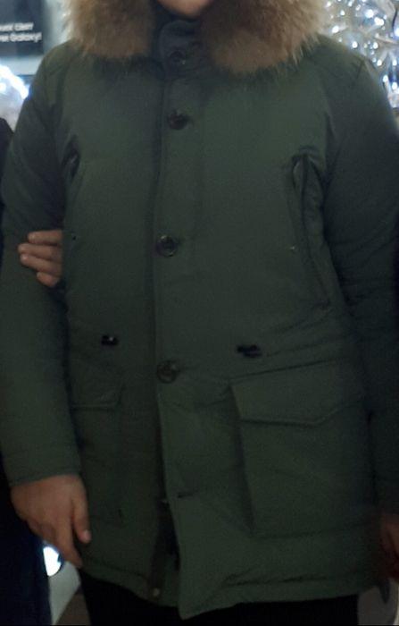 Мужская куртка в очень хорошем состоянии Винница - изображение 1