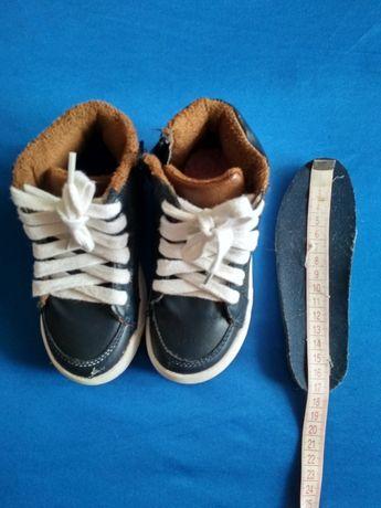 Ботинки детские осенние высокие