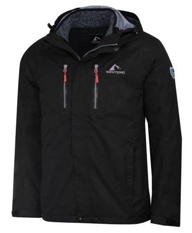 Новая оригинальная мужская зимняя куртка WESTFJORD 3 в 1