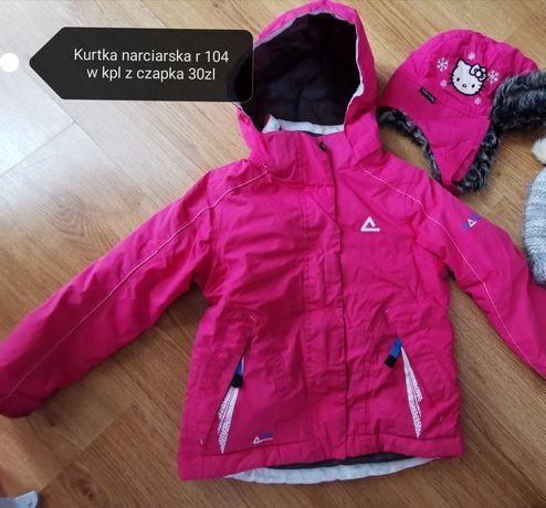 Kurtka narciarska 104