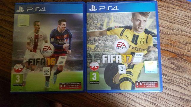 Fifa 16 i Fifa 17