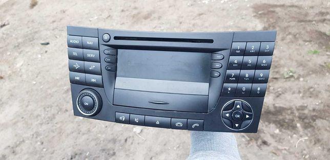 radio nawigacja becker mercedes w211