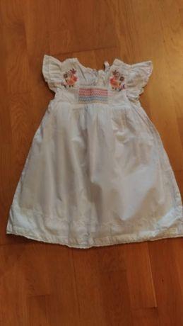 Sukienka Coccodrillo r. 104