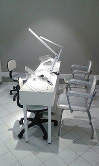 Mesa de Manicura Dupla - Promoção até 31.01.21